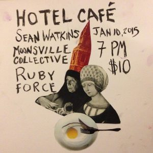 RubyForce-HotelCafe